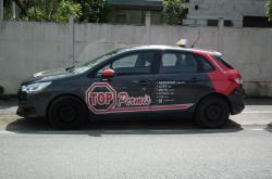 auto de Top Permis